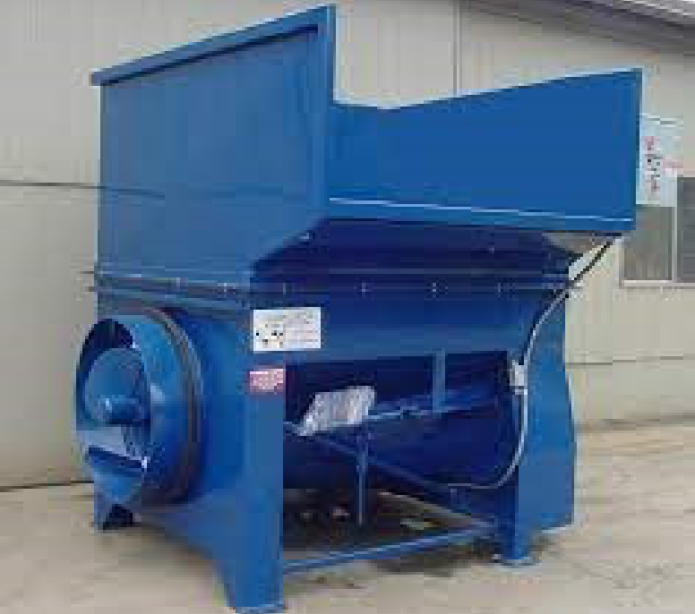 Auger Compactor with Side-feed Hopper