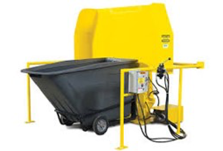 Tipper for Carts