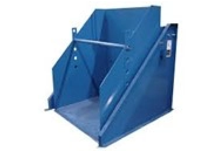 Tipper for Gaylord Boxes